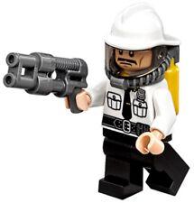 Security Guard (Fire Helmet) 70901 Lego Dc Super Heroes Batman New