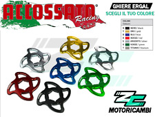 GHIERE PRECARICO FORCELLE DUCATI 1098  ERGAL 7075 ACCOSSATO RACING