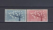 IRELAND, EUROPA CEPT 1962, TREE WITH 19 LEAVES, MNH