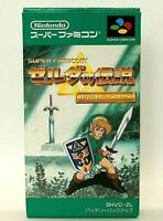 Legend of Zelda Link to the Past SNES Super Nintendo SHVC-ZL