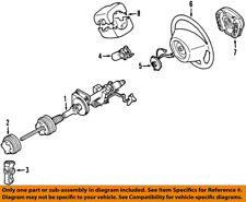MERCEDES OEM 98-02 ML320 Steering Column-Coupling 1634600010