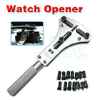 Adjustable Watch Case Opener Watchmaker Repair Tool Back Screw Wrench Remover