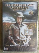 Alla conquista del West numero 12 - Stagione 2 Episodio 8 - DVD nuovo sigillato