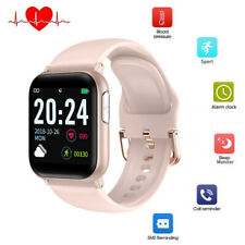 Women Smart Watch ECG Heart Rate Blood Pressure Sleeping Monitor Sport Bracelet