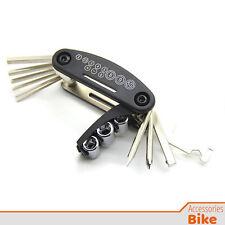 Bike Accessories - 15 in 1 Bicycle Repair Tools Sets - MTB / Road Bike