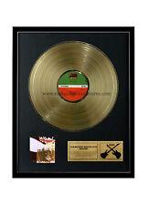 "RGM1030 Led Zeppelin II Gold Disc 24K Plated LP 12"""
