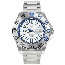 Seiko 5 Sports Silver Men's Watch - SRP481K1