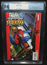 Ultimate Spider-Man #1 - Bendis / Bagley - PGX Grade 9.4 - 2000