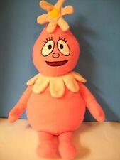Plush pink pillow Yo Gabba Gabba Foofa 25''