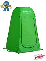 Portable Pop Up Changing Tent Privacy Shower Pod Room Outdoor Camping Shelter