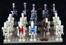 STAR WARS Lego minifigure Droids bulk lot AS NEW