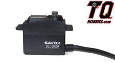 Savox Black Edition Standard Size Coreless Digital Servo .08/166 - SC1258TG-BE