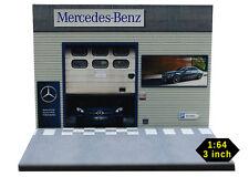 Diorama présentoir Mercedes-Benz - 3 inch | 1/64ème - #3in-2-K-K-003