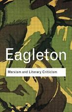 Classics: Marxism and Literary Criticism by Terry Eagleton (2002, Paperback,...