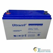 BATTERIA   ULTRACELL  GEL   100  AH  UCG 100- 12V  adatta per impianti fotovo...