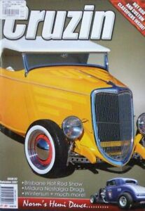 Cruzin Magazine Bulk Collection