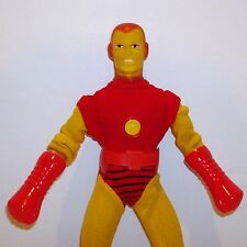 "1970's Original Mego 8"" Type 2 IRON MAN Complete Action Figure NICE!"
