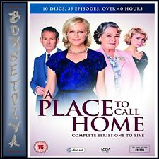 A Place to Call Home: Complete Series One to Five (DVD, 2018, 10-Disc Set)