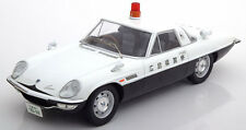 Triple 9 Mazda Cosmo Sport Police Japan in 1/18 Scale New Release!