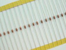 50x Resistors 2k Ohms, 1/4W, 5% Carbon Film - USA Seller - Free Shipping