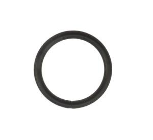 O-Ring 10 Stk. 20,25,30mm Schwarz Rundring Metall