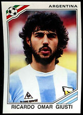 Ricardo Omar Giusti Argentina #167 World Cup Story Panini Sticker (C350)