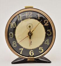 Jaz Reveil sur pied horlogerie française Années 50 (3)