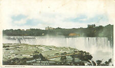 Lot Two Niagara Falls New York Postcards Goat Island Bridge Horseshoe Falls P1