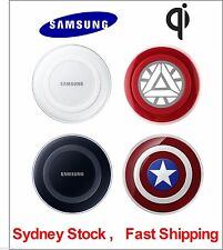 Samsung Wireless Qi Charger Charging Pad QI STANDARD Galaxy S6  S7 edge+