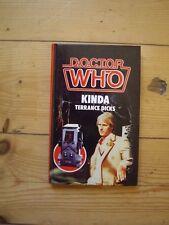 Doctor Who Kinda *1983 W H ALLEN HARDBACK, NOT EX-LIBRARY*