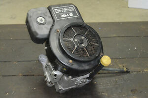 John Deere RX75 Complete Engine Kawasaki FC290V 9HP Vertical Shaft