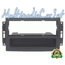 Mascherina Kit Montaggio Autoradio 2 DIN ISO Chrysler Dodge Jeep Cherokee 3541