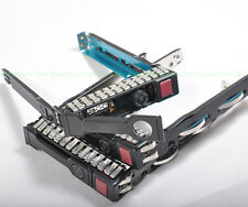 "with Chip LED HP G8 Gen8 G9 Gen9 651687-001 2.5"" SFF SAS HDD Tray Caddy DL380p"