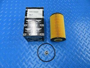 Bentley Continental Gt Gtc Flying Spur oil filter plus drain plug OEM #8517