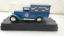 SOLIDO FRANCE HORS COMMERCE CITROEN C4 F EDF GDF 50 ANS 1946/1996 NEUF EN BOITE