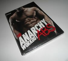 The Anarchy Workout Abs Men's Health Andy Speer (2 DVD Set NEW) Fitness Exercise
