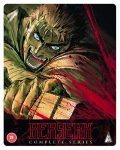 Berserk Collection Bd Steelbook BLU-RAY NEW