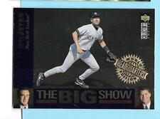 1997 Collectors Choice The Big Show World Headquarters Derek Jeter Yankees