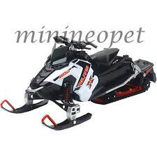 NEW RAY 57783 A POLARIS 800 SWITCHBACK PRO-X  SNOWMOBILE 1/16 WHITE