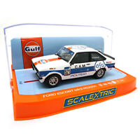 Scalextric C4150 Ford Escort MK2 RS2000 - Gulf Edition 1/32 Slot Car