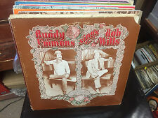 Buddy Emmons Sings Bob Wills vinyl LP Flying Fish VG+ 1976