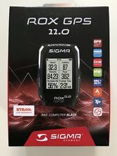 SIGMA ROX GPS 11.0 Cycle Computer (Basic) Black