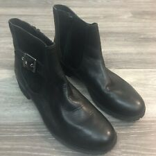 Timberland Earthkeepers Bethel Women Black Ankle Boot, Size 11, Pre Owned, EUC.