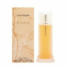 LAURA BIAGIOTTI ROMA DONNA EDT NATURAL SPRAY VAPO - 100 ml