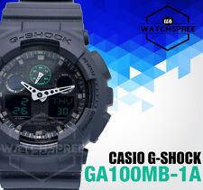 Casio G-Shock Popular Big Case Series GA100MB-1A FREE AU EXPRESS
