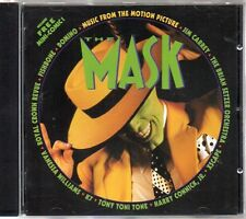 MUSIC FROM THE MOTION PICTURE : THE MASK - CD (COME NUOVO)