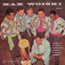 "MAX WOISKI - Speelt Muziek Uit Jenny (1957 OST VINYL EP 7"" 45 HOLLAND)"