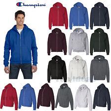 Champion - Eco Full-Zip Hooded Sweatshirt Fleece Hoodie S-3XL Sizes S800