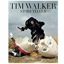 Tim Walker Story Teller Book By Robin Muir Hardcover New