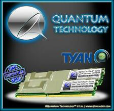 8GB 2X 4GB RAM MEMORY FOR TYAN COMPUTERS TEMPEST I5400XT S5396 S2692 I5000XL NEW